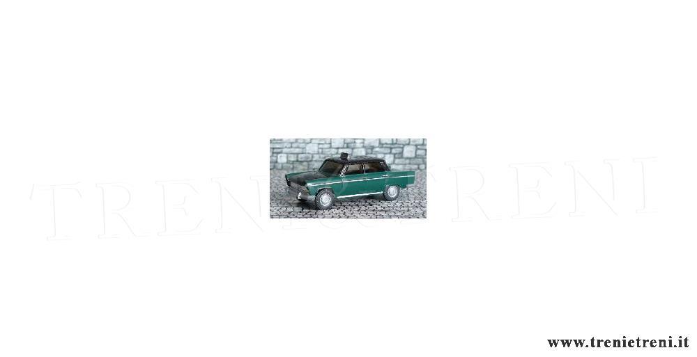 """FIAT 1800 /""""POLIZIA STRADALE/"""" BLACKSTAR BS00046 1:87"""